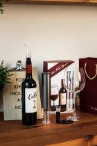 Электроштопор для вина Meridia серый - изображение 2