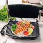 Гриль прижимной BBQ Wimpex WX 1060 1200 Вт для мяса и овощей сэндвичница панини бутербродница (1741) - изображение 6