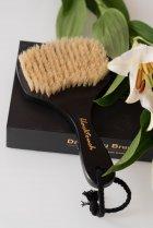 Масажна щітка антицелюлітна для сухого масажу з бука і щетини кабана від BlackTouch Dry Brush(1шт/уп) - зображення 5
