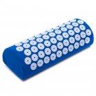 Аппликатор Кузнецова подушка (полувалик игольчатый) массажный акупунктурный OSPORT (188-79) Синий - изображение 1