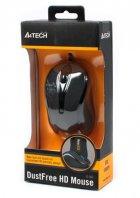 Мышь A4Tech N-360-1 grey USB V-Track - изображение 5