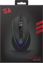 Миша Redragon Emperor RGB IR USB Black (78323) - зображення 8