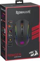 Миша Redragon Ranger RGB IR USB Black (77423) - зображення 8