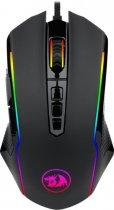 Миша Redragon Ranger RGB IR USB Black (77423) - зображення 1