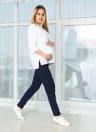 Штани для вагітних Koko boutique L/XL сині - зображення 3