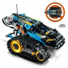 Конструктор LEGO TECHNIC Скоростной вездеход с ДУ 324 детали (42095) - изображение 18