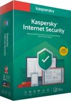 Антивирус Kaspersky Internet Security для всех устройств 1 ПК 6 месяцев (электронная лицензия) - изображение 1
