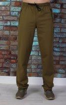 Спортивные трикотажные брюки Tailer 52 Хаки (298) - изображение 2
