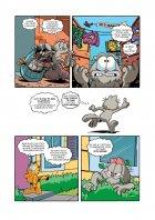 Гарфілд 2 Molfar Comics. Джим Дейвіс. (9786177600465) - зображення 4