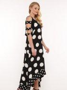 Платье VLAVI Тропикана 120602 52 Черное - изображение 2