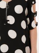 Платье VLAVI Тропикана 120602 52 Черное - изображение 4