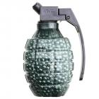 Кулі для пневматики сталеві (4.5 mm, 2000шт), граната - зображення 1