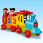 Конструктор LEGO DUPLO Поезд Считай и играй 23 детали (10847) - изображение 4