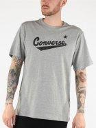 Футболка Converse Center Front Logo Tee White 10018235-035 S (888757224395) - изображение 1
