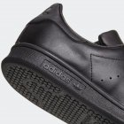 Кеды Adidas Originals Stan Smith M20327 55 (19UK) 37.5 см Black1/Black1/Black1 (4055008169712) - изображение 8