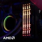 Оперативная память Kingston Fury DDR4-3200 131072MB PC4-25600 (Kit of 4x32768) Renegade RGB 2Rx8 Black (KF432C16RBAK4/128) - изображение 5