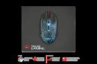 Игровая мышь и коврик GXT Trust 783 Gaming Mouse and Mouse Pad(22736) - изображение 2