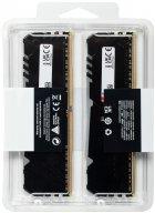 Оперативна пам'ять Kingston Fury DDR4-3733 16384 MB PC4-29864 (Kit of 2x8192) Beast RGB Black (KF437C19BBAK2/16) - зображення 4