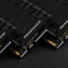 Оперативная память Kingston Fury DDR4-3000 131072MB PC4-24000 (Kit of 4x32768) Renegade Black (KF430C16RBK4/128) - изображение 6