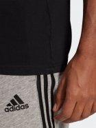 Футболка Adidas M Sstnbl Slgn T GL3225 XL Black (4062064946867) - изображение 5