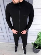 Спортивный костюм Chernyy Kot SARMAT DM-BLACK Черный L - изображение 3
