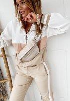 Fashions • Спортивный костюм Ориана Fashions XL (48-50) бежевый (555201) - изображение 2