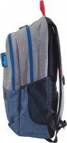 Рюкзак подростковый YES T-35 Norman для мальчиков 49x33x14.5 (553201) (5060487831042) - изображение 3