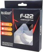 Кулер для блоков питания PcCooler F122B 2 Pin 120 мм - изображение 3