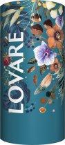 Чай зеленый листовой с кусочками фруктов, лепестками цветов и ароматом малины Lovare Ночь Клеопатры 80 г (4820097815549) - изображение 3