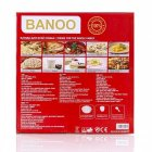 Мультиварка Пароварка Banoo 48 программ с йогуртницей и хлебопечкой для кухни на 6 л 1500 Вт (BN-7002 ) - изображение 4