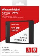 "Western Digital Red SA500 SSD 4TB 2.5"" SATAIII (WDS400T1R0A) - изображение 5"