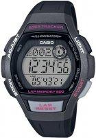 Женские часы CASIO LWS-2000H-1AVEF - изображение 1