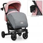 Прогулочная коляска EL Camino Zeta ME 1011L Pale Pink (ME 1011L) - изображение 2