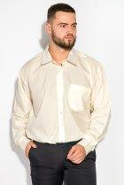 Рубашка Time of Style 120PAR059 XXXL Светло-желтый - изображение 2