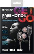 Наушники Defender FreeMotion B640 2 динамика Bluetooth Black (63641) - изображение 4