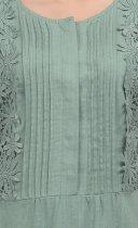 Платье Рута-С 4231лн 54 (164-108-116) Полынь - изображение 4