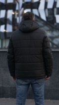 Зимняя куртка Miorichi KM-8.1 58 Хаки (m01064-green58) - изображение 2