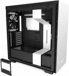 Корпус NZXT H710 Black-White (CA-H710B-W1) - зображення 8