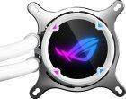 Система рідинного охолодження Asus ROG Strix LC 360 RGB White Edition Aura Sync (ROG-STRIX-LC-360-RGB-White) - зображення 11