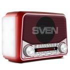 Радіоприймач SVEN - SRP-525-RED - зображення 3