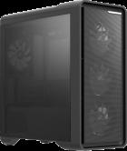 Корпус Zalman M3 Plus Black Tempered Glass - зображення 4