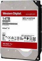 Жорсткий диск Western Digital Red Pro NAS 14TB 7200rpm 512MB WD141KFGX 3.5 SATA III - зображення 2