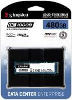 Kingston DC1000B 480GB NVMe M.2 2280 PCIe 3.0 x4 3D NAND TLC (SEDC1000BM8/480G) - изображение 3