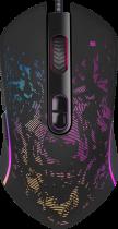 Миша Defender Witcher GM-990 RGB USB Black (52990) - зображення 2