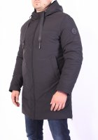 Куртка ZIBSTUDIO Rem 2XL Чёрная (7640843) - изображение 3
