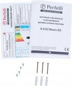 Вытяжка Perfelli K 6122 BL Wood LED - изображение 12