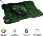 Миша Trust GXT 781 Rixa Camo Mouse & Pad USB Camouflage (TR23611) - зображення 10