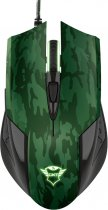 Миша Trust GXT 781 Rixa Camo Mouse & Pad USB Camouflage (TR23611) - зображення 2