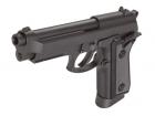 Пневматический пистолет KWC Beretta M92 FS KMB-15 AHN Blowback Беретта автоматический огонь блоубэк 99 м/с - изображение 2