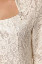 Платье VLAVI Катрин 106407 52 Айвори - изображение 3